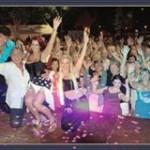 Avec David Casado,  Delfyn et Miss DJ Polilla fête de la musique 2014