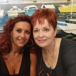 Avec Fabienne Thibault
