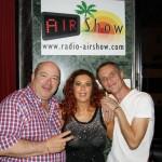 Chez Arno KOBY Radio Air Show à Boulogne-Billancourt