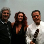 cathy varna avec chico & les gypsies
