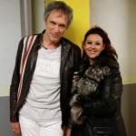 Avec Jean Patrick Capdevielle