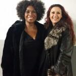 Avec Liz Mac Comb